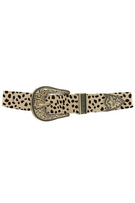 Western Leopard Belt