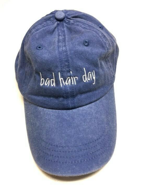 bad hair day cap