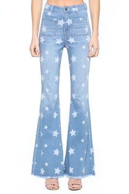 Star Bell Bottoms
