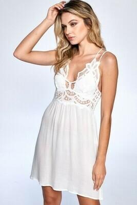 Bralette Slip Dress