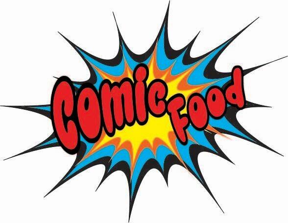 Comic Food M.R.