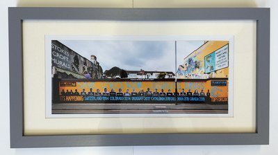 Bristol Mural - Print & Frame