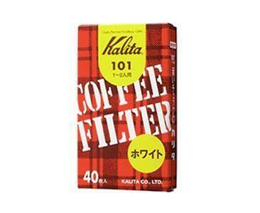 Kalita filter 101