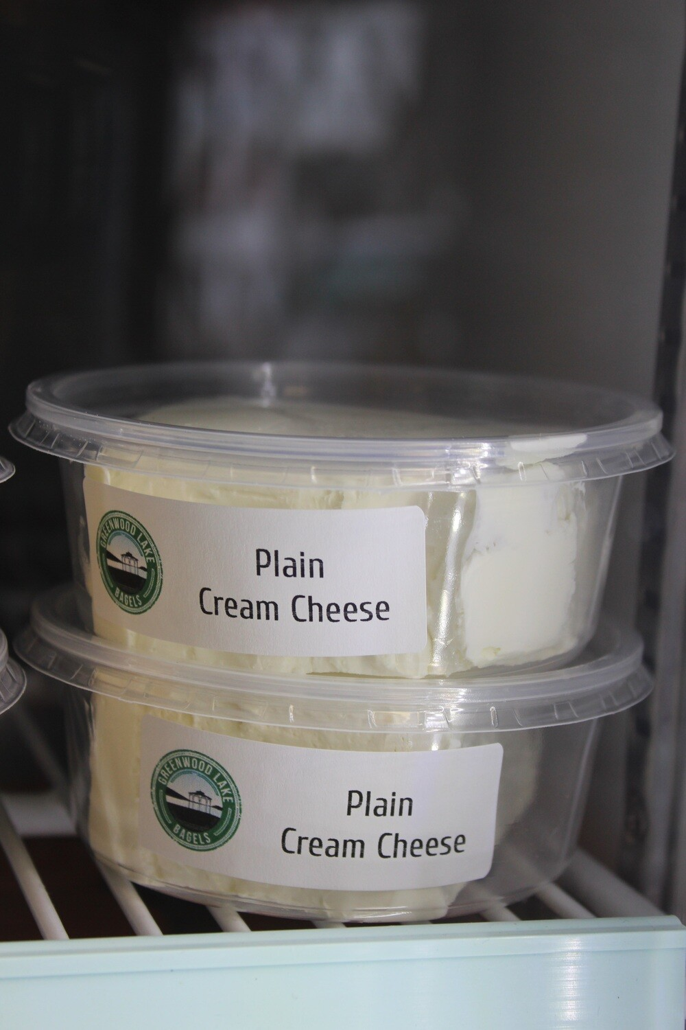 Cream Cheese Tub