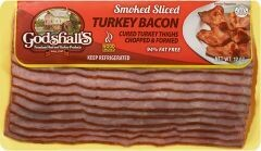 Turkey Bacon Package
