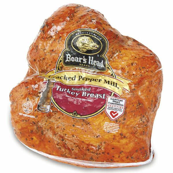 Boar's Head Pepper Turkey