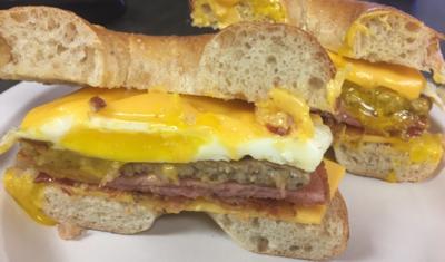Holy Moley Sandwich