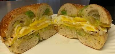 New Yolker Sandwich