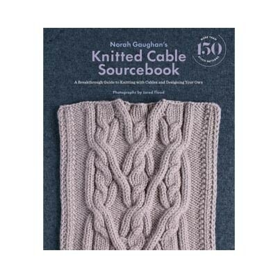 Knitted Cable Book by Norah Gaughan