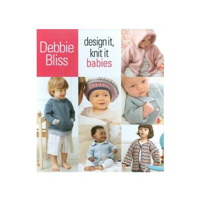 Designs It Knit It Babies by Debbie Bliss