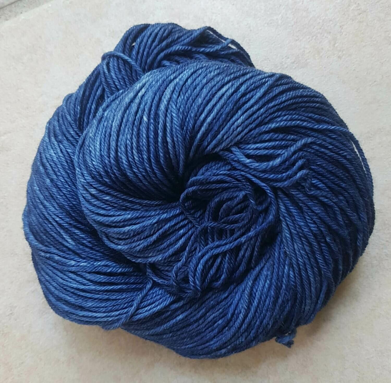 Riverstone Yarns - 80/20 Sock - Blue Rambler