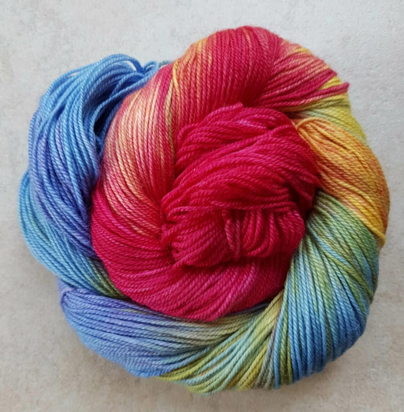 Riverstone Yarns - 80/20 Sock - Pixie Dust