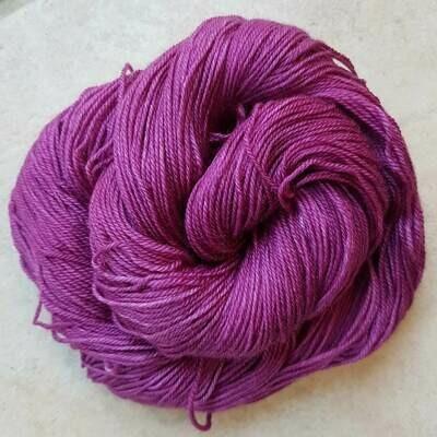 Riverstone Yarns - 80/20 Sock - Purple Rain