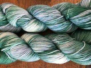 Riverstone Yarns - 80/20 Sock - Jade