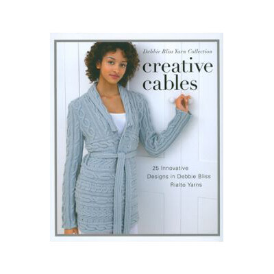Creative Cables - Debbie Bliss Designs (hardcover)
