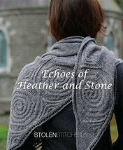 Echoes of Heather and Stone - Stolen Stitches (Paperback) - Carol Feller