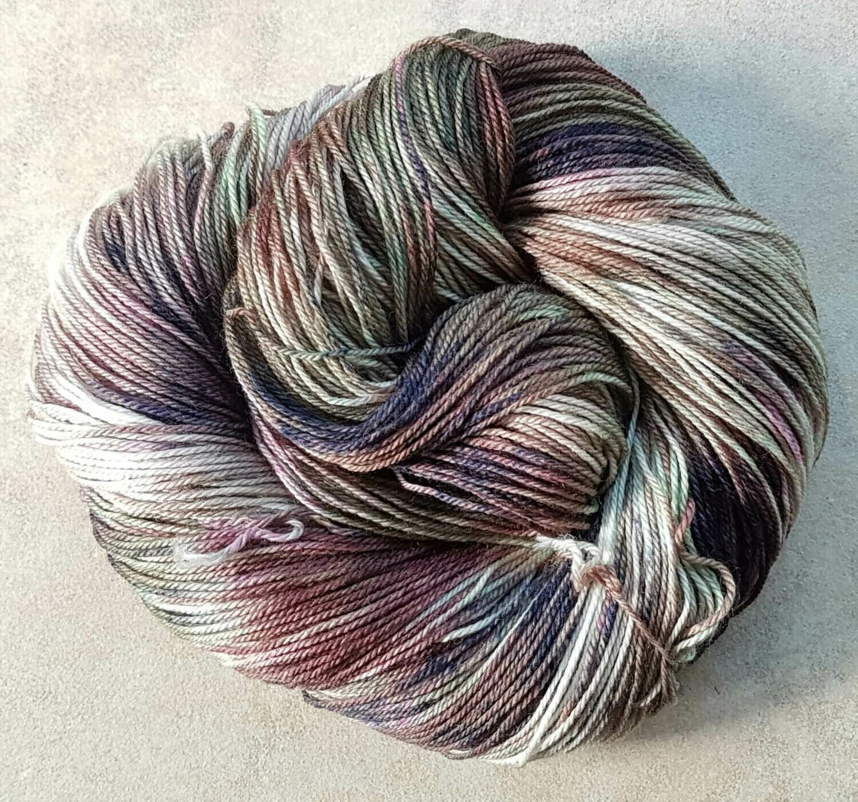 Riverstone Yarns - 80/20 Sock - Tumble Stone