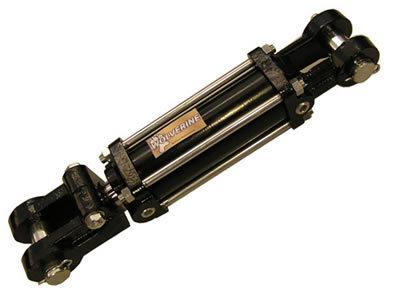 W400180-S  4 x 18 Tie Rod Cylinder