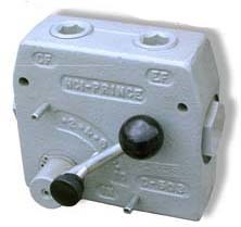 RDRS-150-16 Flow Control with relief