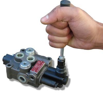 Motor Spool MB11C5C1 Wolverine Valve - 20-8103