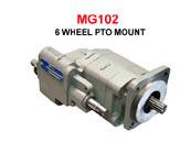 Direct-Mount 6-Wheel Dump Pump