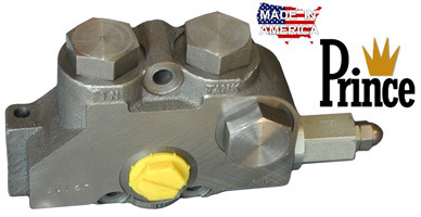 Series 20 Sectional Valve - INLET SECTION - 20I2G