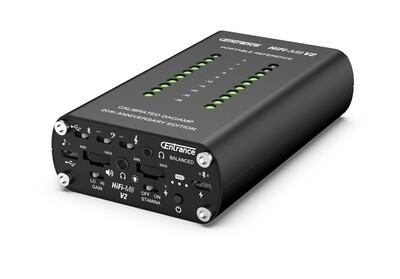 HiFi-M8 V2 - Portable USB DAC and Balanced High-Power Amplifier for Audiophiles
