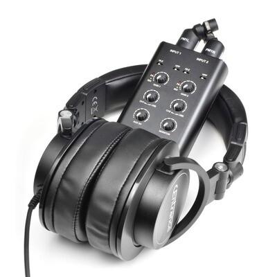 Reporter's Production Bundle:  MixerFace R4B + Cerene dB + Reporter Case