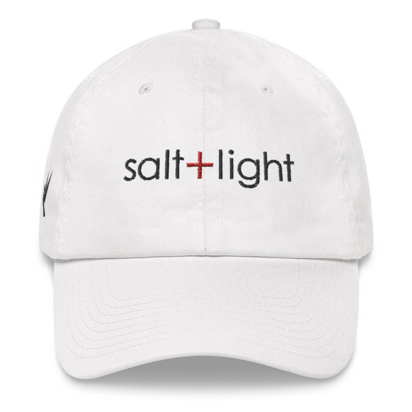 """Salt + Light"" Baseball Fashion Hat"