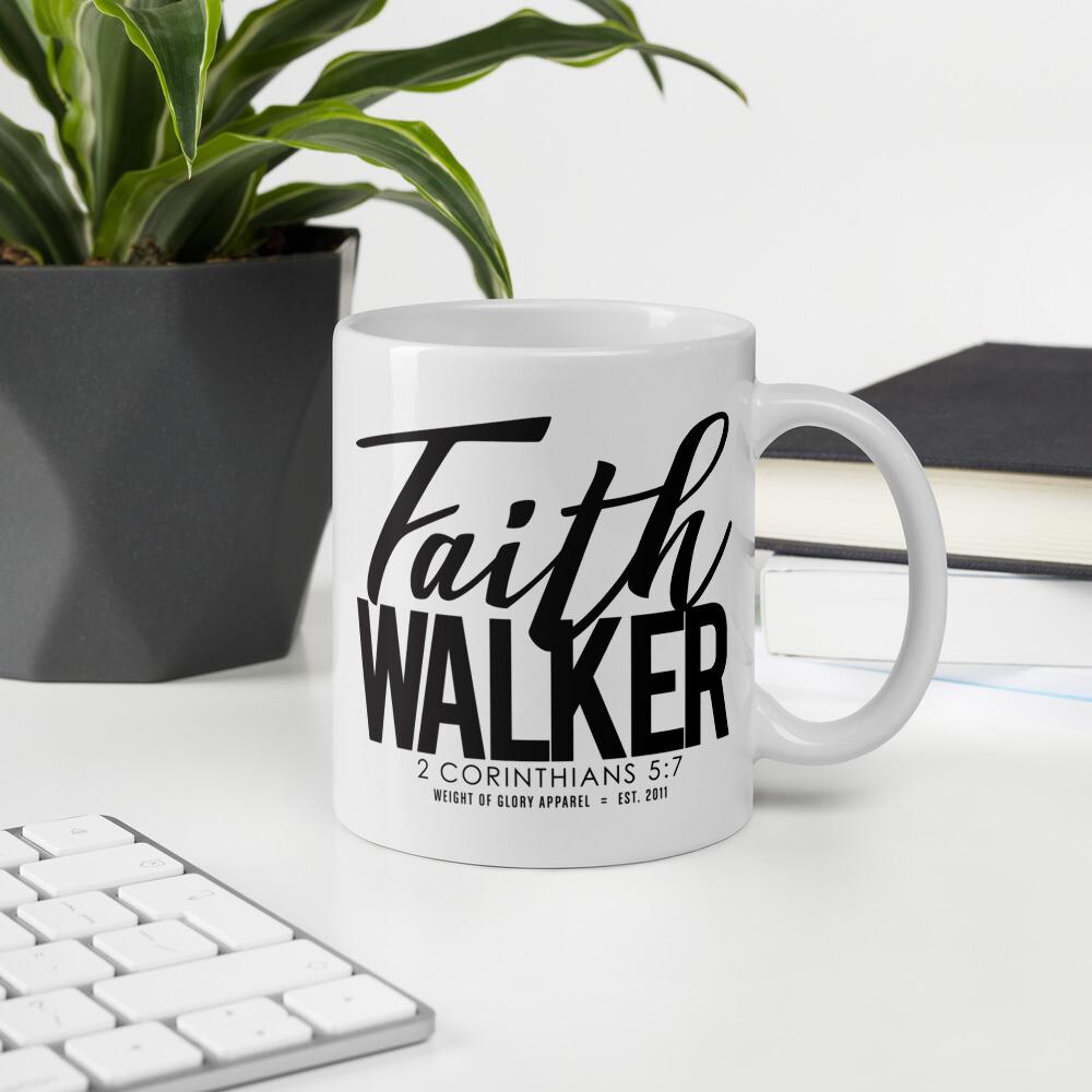"""""""Faith Walker"""" Mug"""