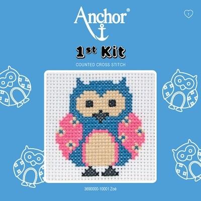 Anchor 1st Kit - Zoe