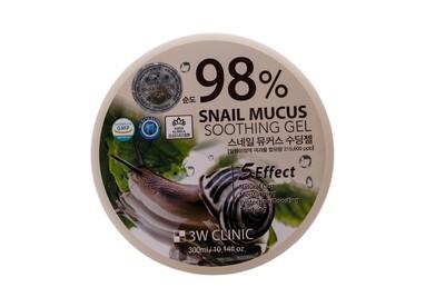 Гель универсальный УЛИТОЧНЫЙ МУЦИН Snail Soothing Gel 98%, 300 мл