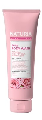 Гель для душа РОЗА/РОЗМАРИН PURE BODY WASH (Rose & Rosemary), 100 мл