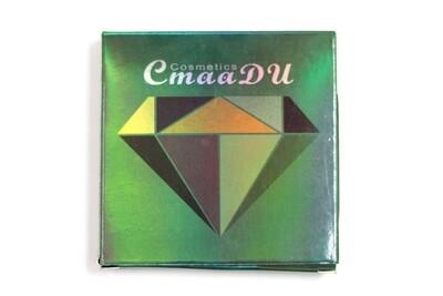 Палетка теней CmaaDu с бриллиантом