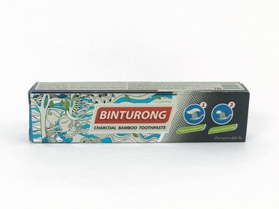 Зубная паста Binturong Charcoal Bamboo
