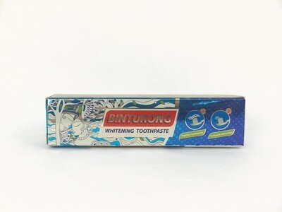 Зубная паста отбеливающая  - Binturong WHITENING TOOTHPASTE