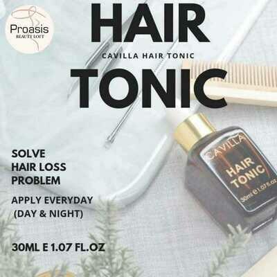 Cavilla Hair Tonic x 2 (Bundle Promo)