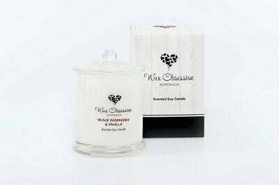 Black Raspberry & Vanilla Large Candle