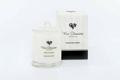 French Pear Large Candle