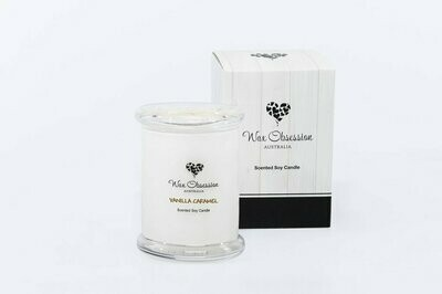 Vanilla Caramel Small Candle