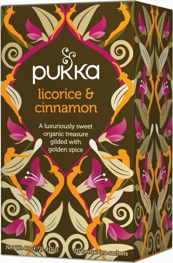 Pukka Licorice & Cinnamon