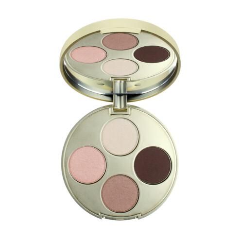 Inika Blossom Eyeshadow Quad