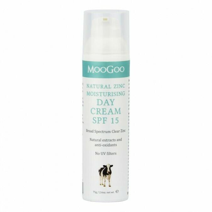 MooGoo Moisturising Day Cream SPF 15