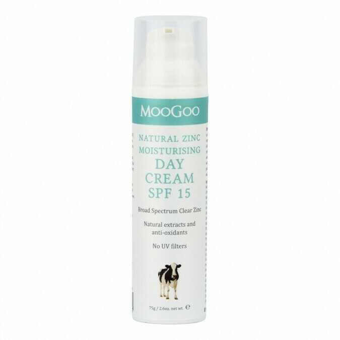 MooGoo Moisturising Day Cream SPF 15