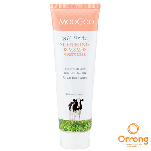 MooGoo MSM Soothing Cream