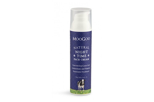 MooGoo Natural Night Cream