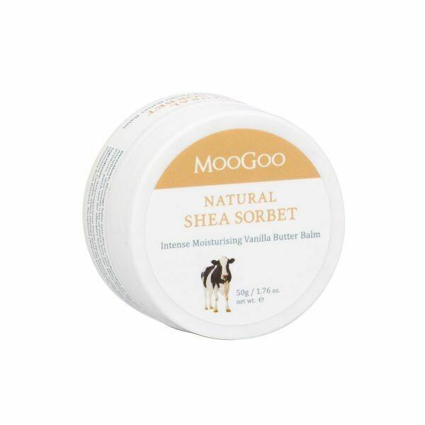MooGoo Shea Sorbet Vanilla Butter Balm