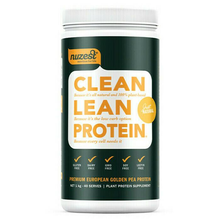 Nuzest Clean Lean Protein - 1kg