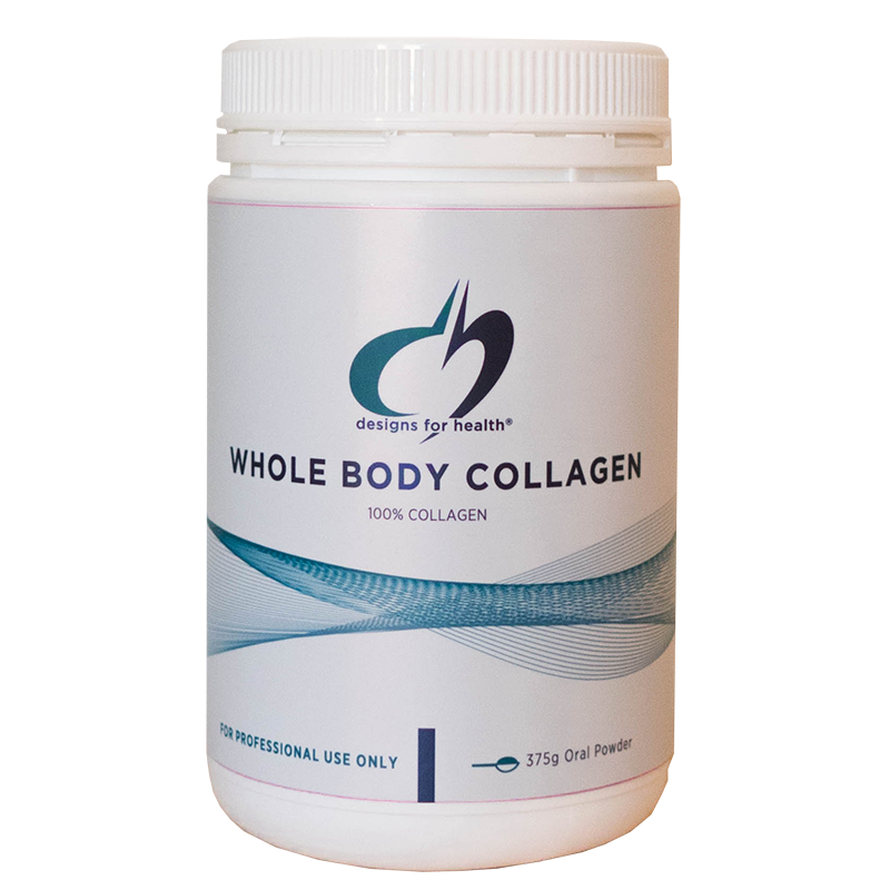 Designs for Health Whole Body Collagen - 375g