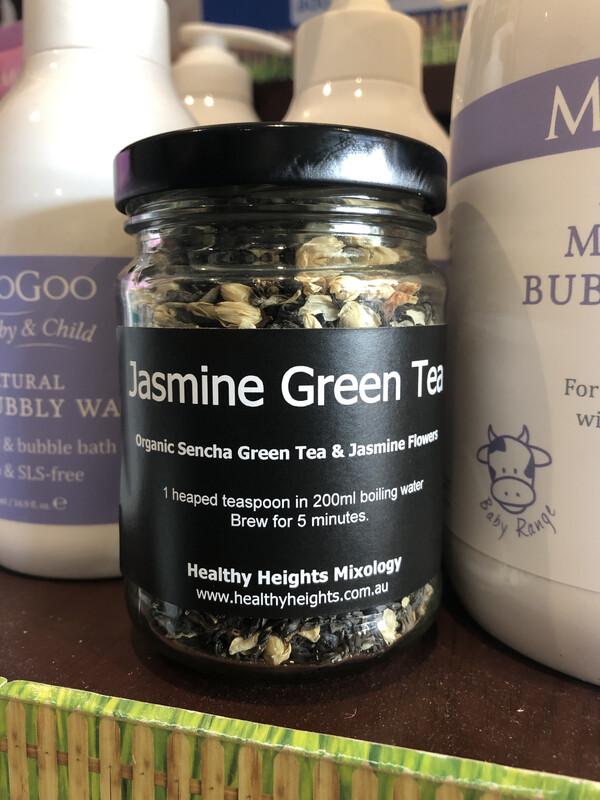 Mixology Jasmine Green Tea 60g